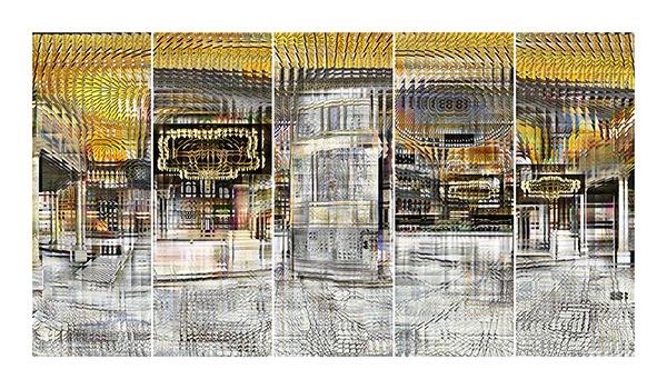 , 'Hagia Sophia VI,' 2011, Zilberman Gallery