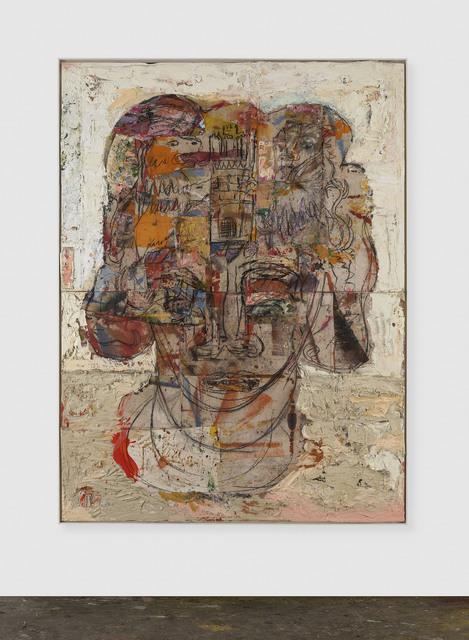 , 'Head (coat of arms),' 2019, Vigo Gallery