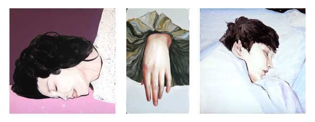 , 'Sound Asleep. The Moment Fingers Stir,' 2013, Yiri Arts