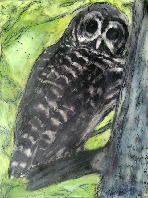 , 'Owl Who Visits,' , Zenith Gallery