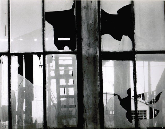 , 'Storefront, San Francisco (Broken Window),' 1959/1960, Catherine Couturier Gallery