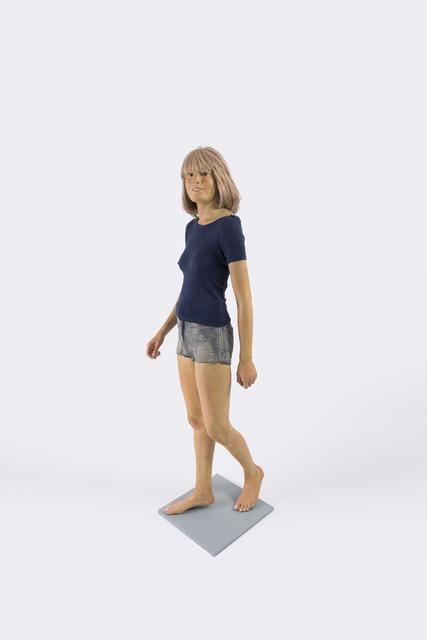 , 'Hello jeans girl,' 1974, GALERIE ANTOINE LAURENTIN