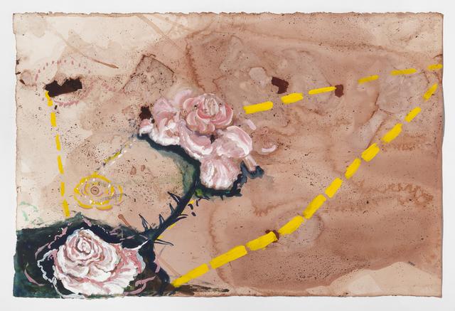 , 'A Rose to a Rose to a Rose,' 2018, Galatea Fine Art