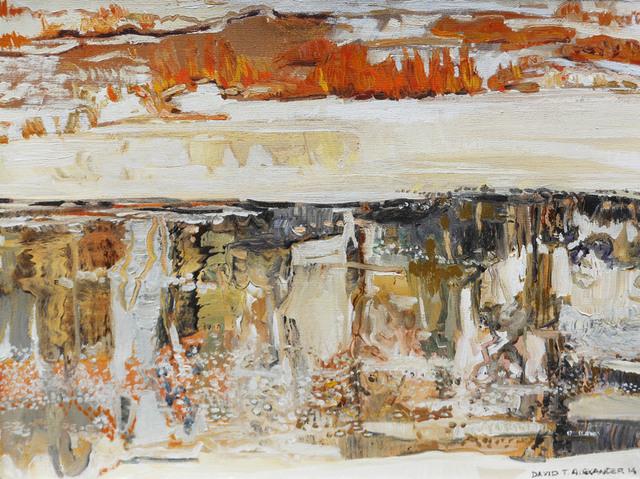 David Alexander, 'Kaloya Water, Winter', Bau-Xi Gallery