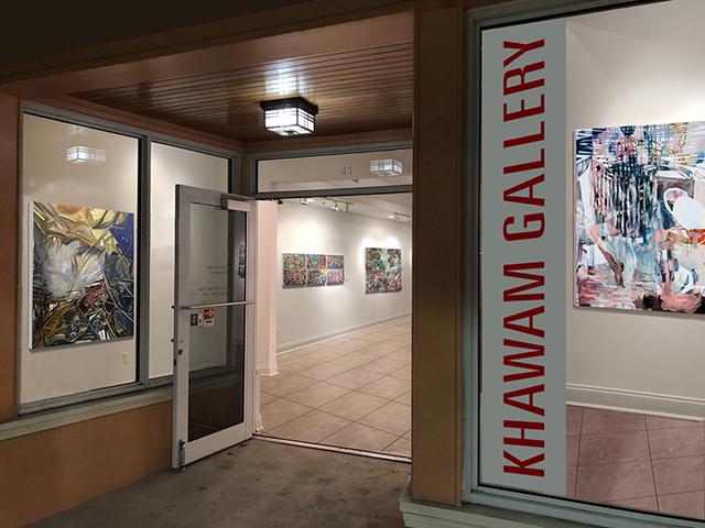 , 'Gallery,' 2018, Khawam Gallery