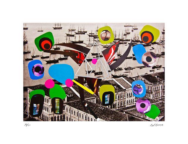 , 'City Bang,' 2014, Fils Fine Arts