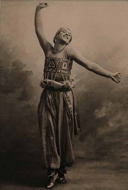 , 'Nijinsky in Sheherazade,' 1912, The Halsted Gallery