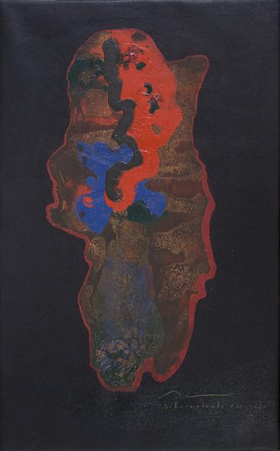Héctor Burke, 'Autorretrato Escorado ', 2005, Cazadoras y Recolectores