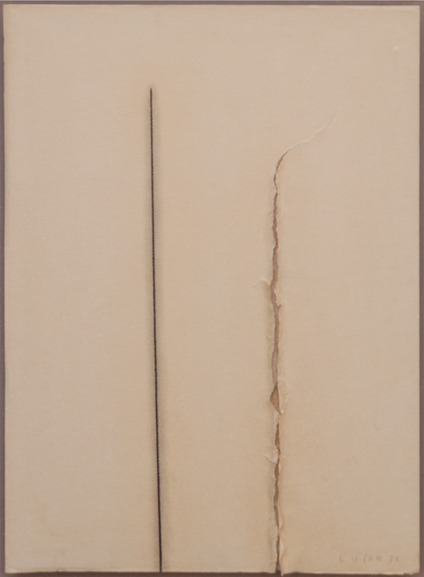 , 'From Line,' 1973, BHAK
