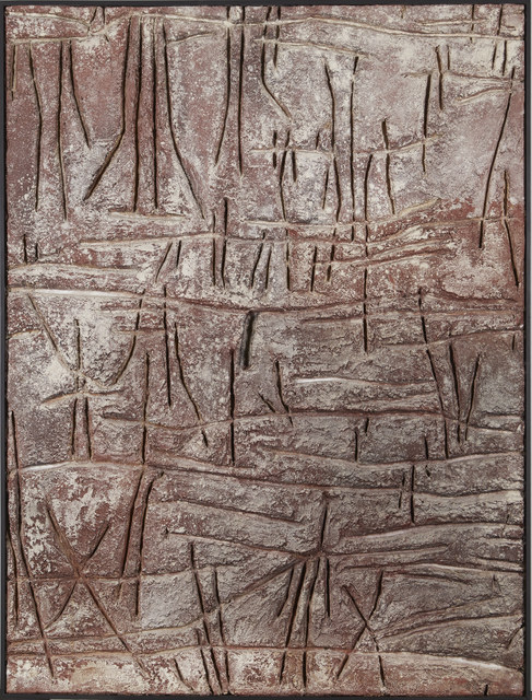 , 'Untitled (Abstract Relief),' 1958, The Mayor Gallery