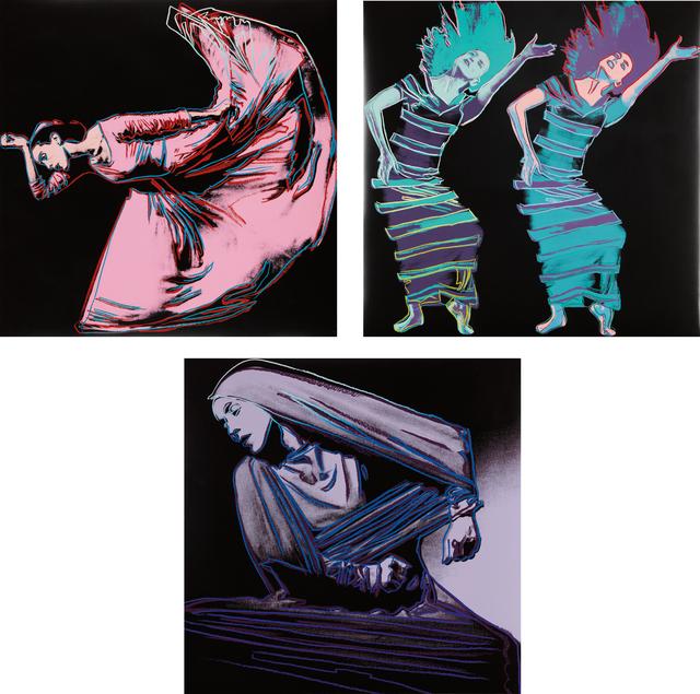 Andy Warhol, 'Martha Graham', 1986, Phillips