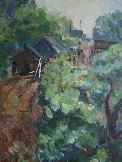 Vladimir Klimentevich Zhuk, 'Morning', 1999, Surikov Foundation