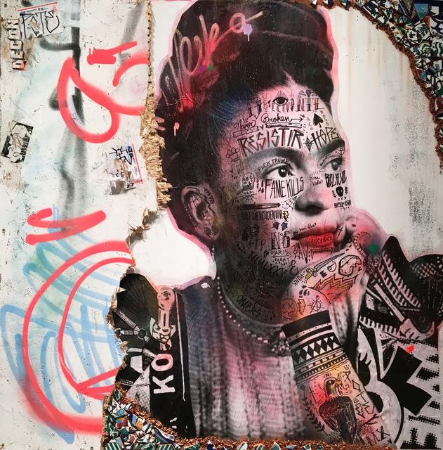 , 'Frida Kahlo de Rivera,' 2018, NextStreet Gallery