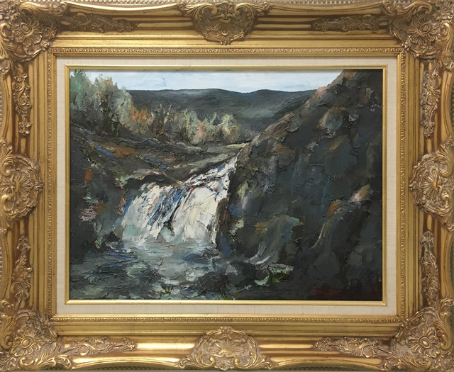 William Vincent Kirkpatrick, 'Grand Canyon Chasms', Baterbys Art Gallery