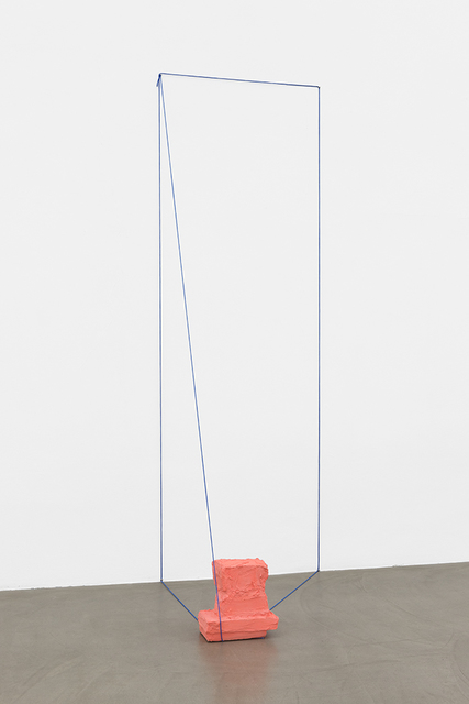 , 'Framing Device (Pink),' 2014, Galerie Meyer Kainer
