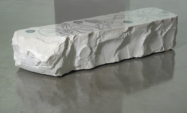 , 'Iceberg Bench,' 2008, Carpenters Workshop Gallery