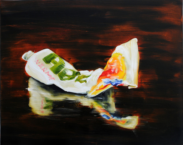 , 'ABC Wärmecreme,' 2015, Hosfelt Gallery