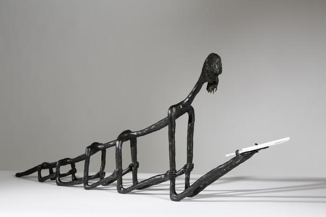 , 'Life Sentences,' 2014, Collezione Maramotti
