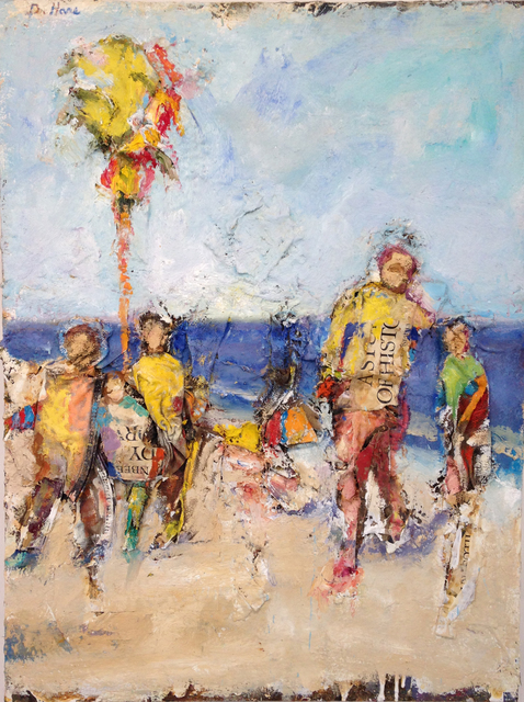 , 'La Playa,' 2005, Seager Gray Gallery