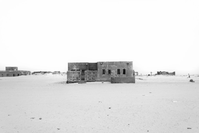 , 'The Act of Remembering, Spanish Sahara VII,' 2014, Zilberman Gallery