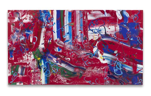 , 'Dream Team,' 2018, Miles McEnery Gallery