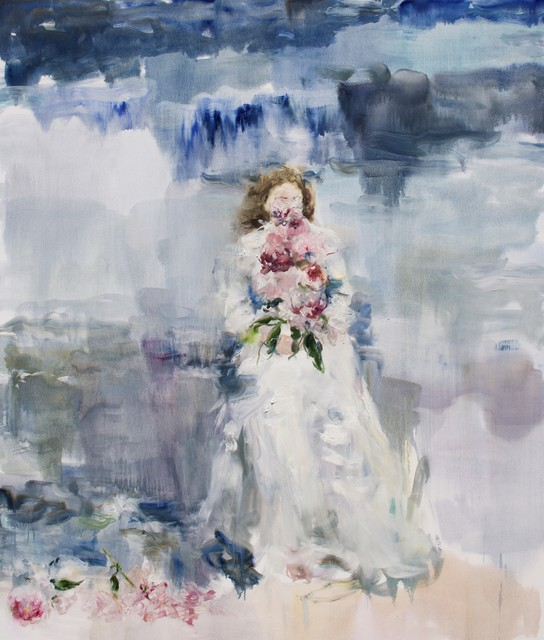 Darlene Cole, 'Lake (wild)', 2019, Galerie de Bellefeuille