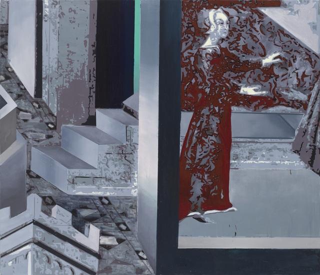 , 'Ascent,' 2018, Braverman Gallery