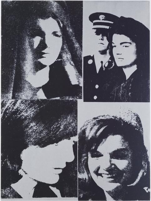 , 'Jacqueline Kennedy III,' 1966, Eckert Fine Art