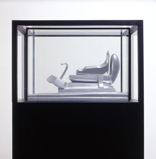 , 'Modell in Vitrine (Murphy),' 1968, Galerie Elisabeth & Klaus Thoman