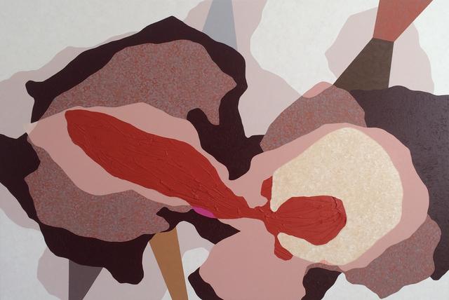 , 'Penetration,' 2017, Faur Zsofi Gallery