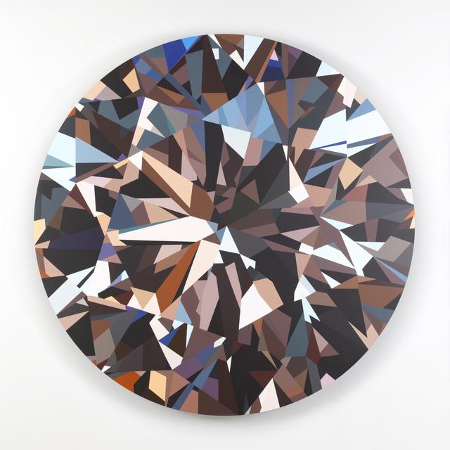 , 'Sans titre (diamant),' 2015, TORRI