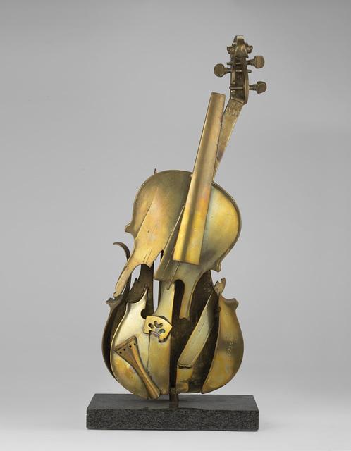 Arman, 'Le tombeau de Paganini', 1979, Il Ponte