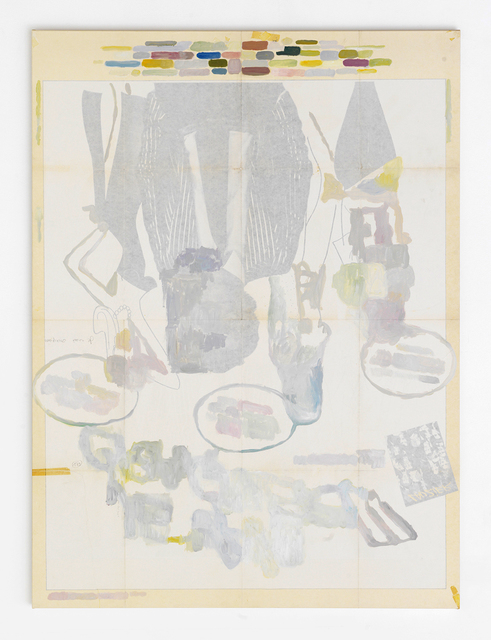 , 'Je Vais Craquer,' 2016, Johannes Vogt Gallery