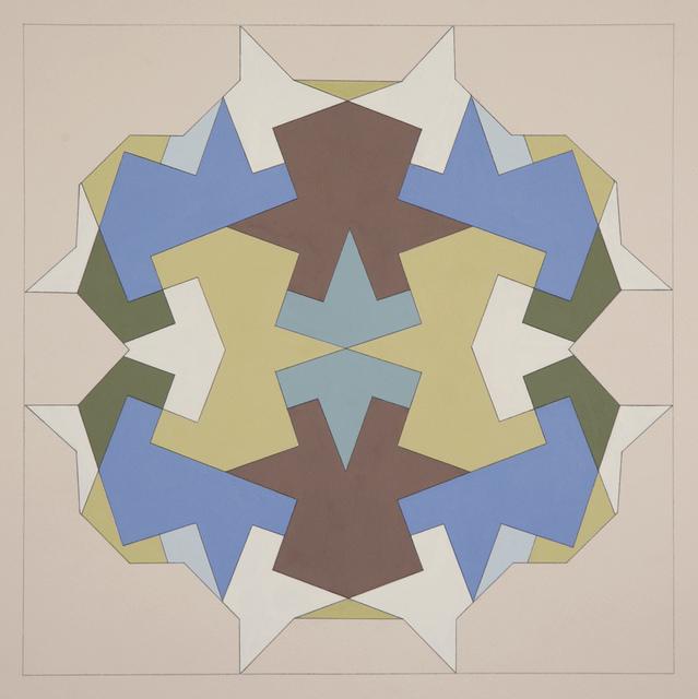 Leslie Wilkes, '14.17', 2014, Barry Whistler Gallery