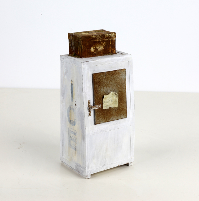 Drew Leshko, 'Broken Ice Box', 2017-2019, Visions West Contemporary