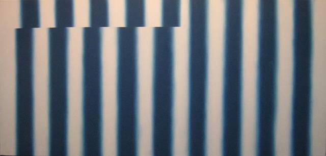 , 'Columnas azules,' 2012, Vasari