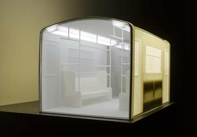 , 'Metro,' 2013, Maerzgalerie