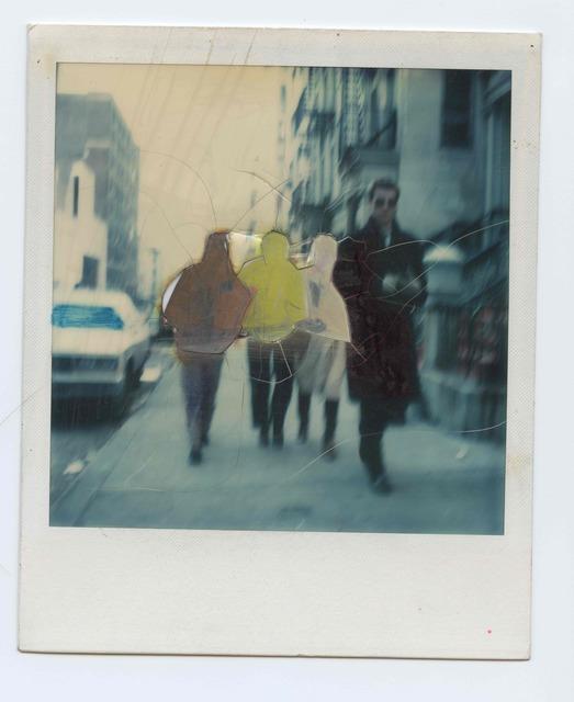 Maripol, 'MATTIA & WOMEN SX 70'S', 1978, Jo Shane + Maripol
