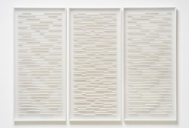 , 'zukunft tryptychon (1/1256),' 2017, Edition & Galerie Hoffmann