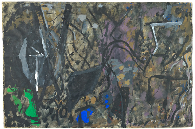 , 'The Forest,' 1949, Berry Campbell Gallery
