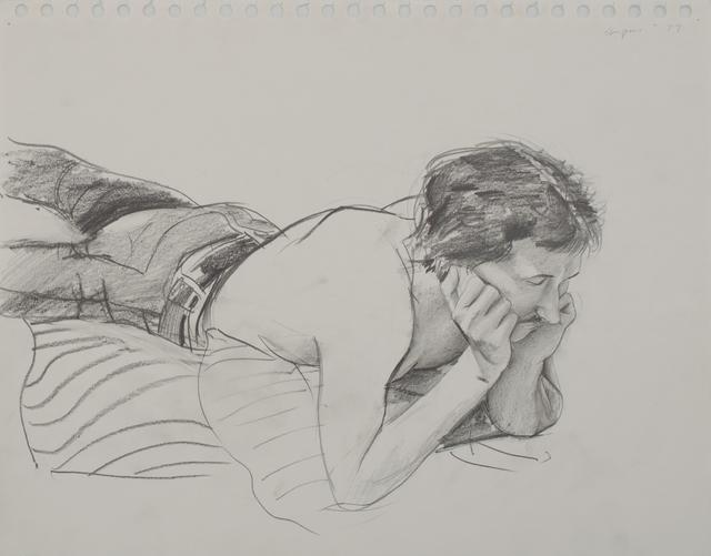 , 'Man Thinking,' , Galerie Thomas Fuchs