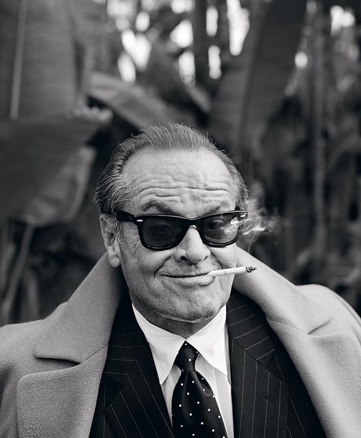 Lorenzo Agius, 'Jack Nicholson', 2007, Alon Zakaim Fine Art