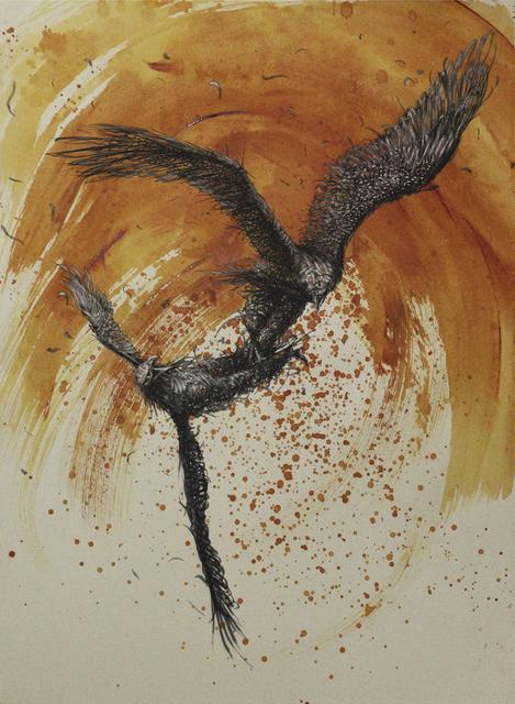 , 'Defoliation F,' 2015, Jonathan LeVine Projects