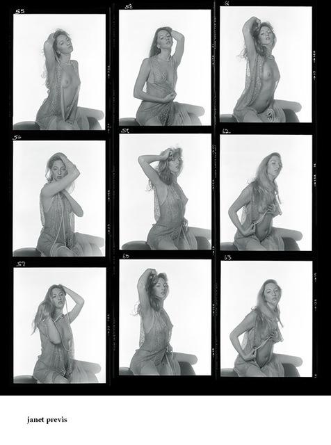 , 'Janet Previs Proof,' 1975, Milk Gallery