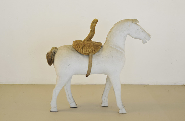 , 'Ohne Titel (Pferd) / Untitled (Horse),' 1973, Galerie Hubert Winter