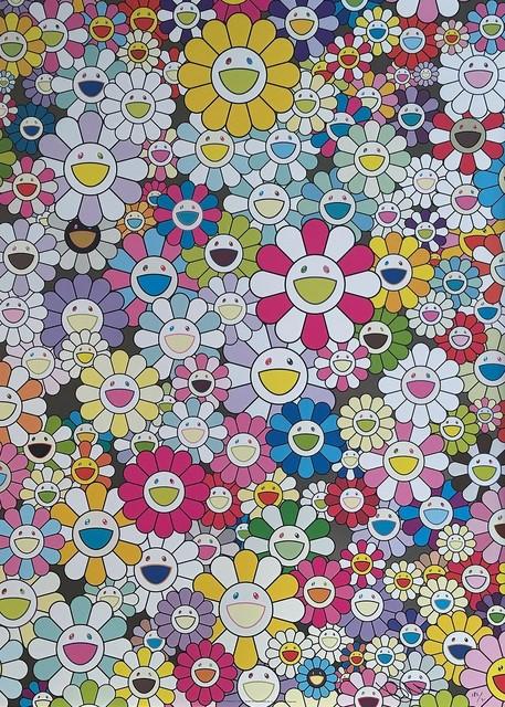 Takashi Murakami, 'An Homage to Yves Klein Multicolor', 2012, Kings Wood Art
