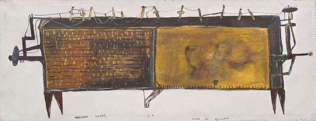, 'Linha do Equador,' 2007, Galeria Berenice Arvani