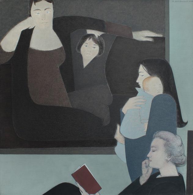 , 'Three Generations,' 1990, Alexandre Gallery