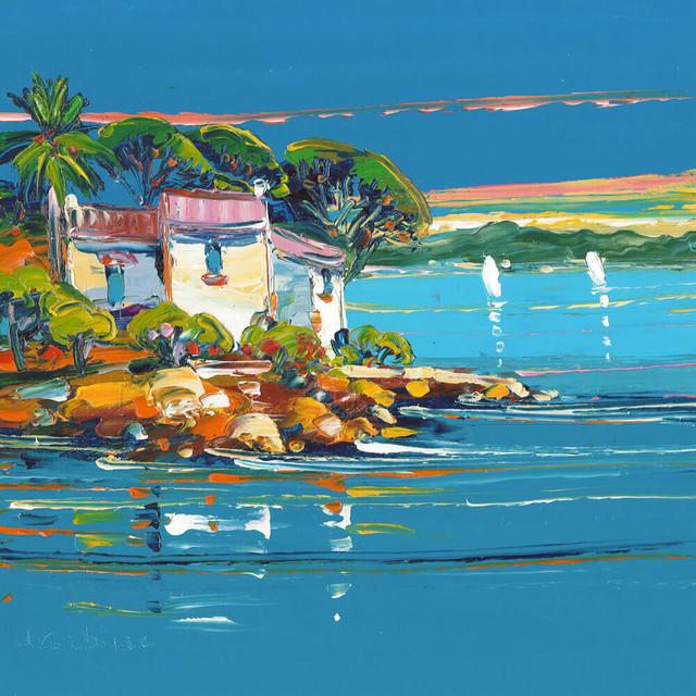 , 'Cap d'Antibes,' 2016, Carre D'Artistes