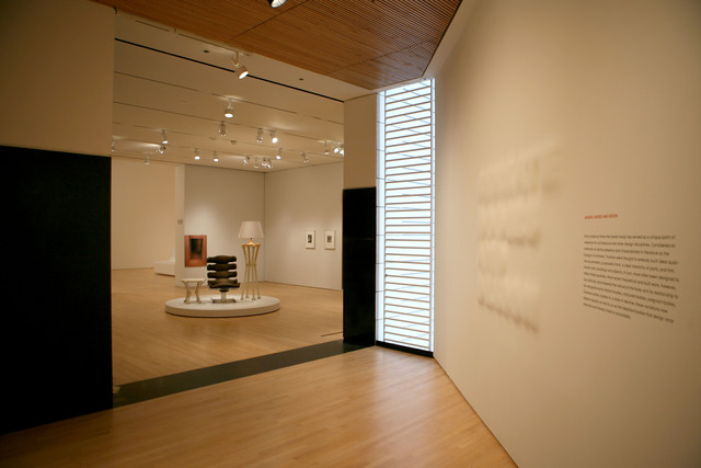 ", 'Installation view ""Sensate: Bodies and Design"",' , San Francisco Museum of Modern Art (SFMOMA)"